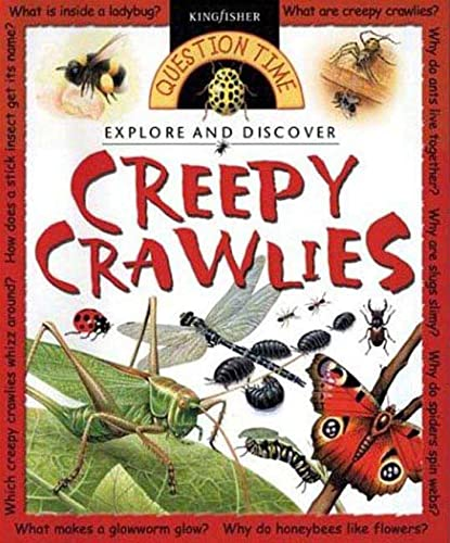 9780753454138: Creepy Crawlies (Question Time)