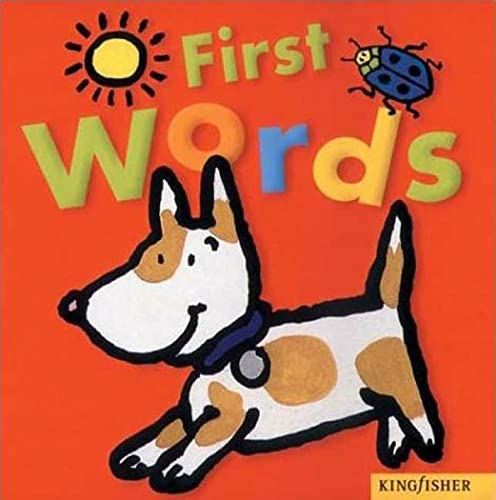 9780753454435: First Words (Kingfisher Board Books)