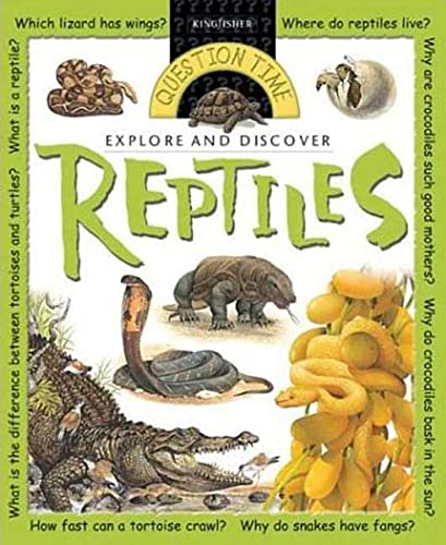 9780753454510: Question Time: Reptiles