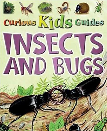 9780753454664: Insects and Bugs (Curious Kids Guides)