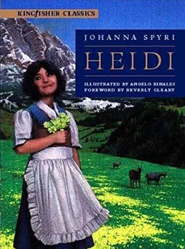 9780753454947: Heidi (Kingfisher Classics)