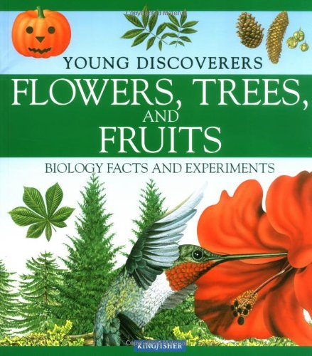 9780753455005: Flowers, Trees, and Fruits (Young Discoverers)