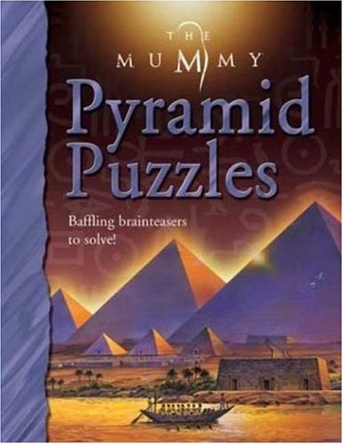 The Mummy: Pyramid Puzzles: Weber, Belinda