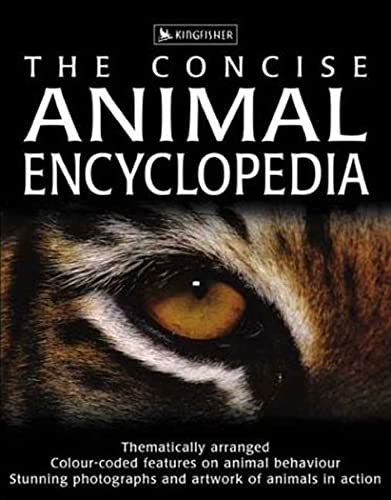 The Concise Animal Encyclopedia (0753455900) by David Burnie