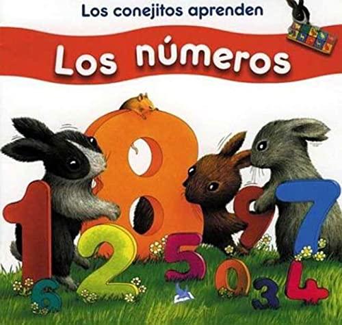 Los conejitos aprenden Los Numeros (Little Rabbit: Alan Baker