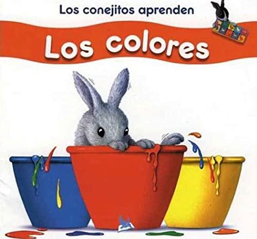 9780753455982: Los Conejitos Aprenden los Colores (Little Rabbit Books)