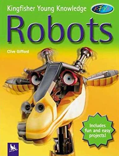 9780753456187: Robots (Kingfisher Young Knowledge)