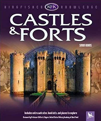 9780753456200: Kingfisher Knowledge Castles and Forts