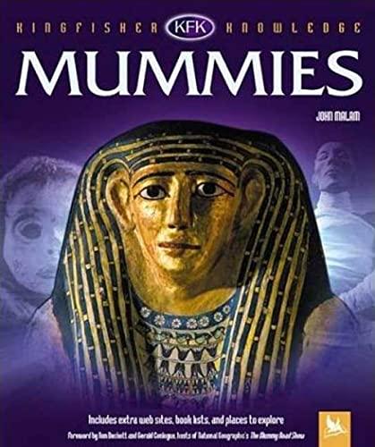 9780753456231: Mummies (Kingfisher Knowledge)