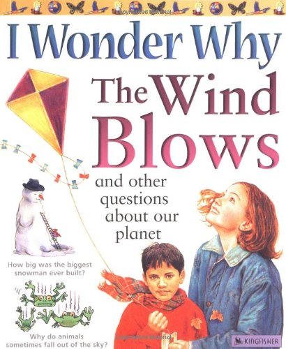 9780753456644: I Wonder Why the Wind Blows: And Other Questions About Our Planet