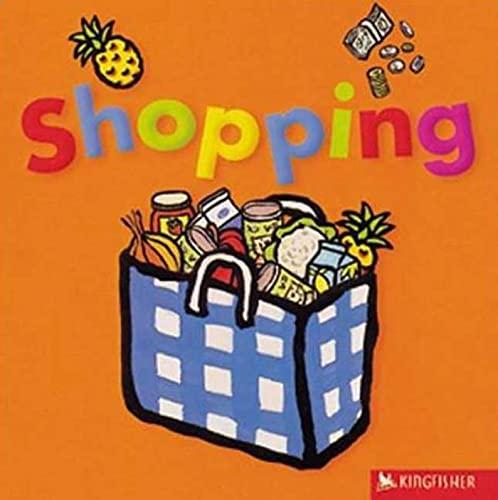 9780753456811: Shopping (All Aboard (Kingfisher Board Books))