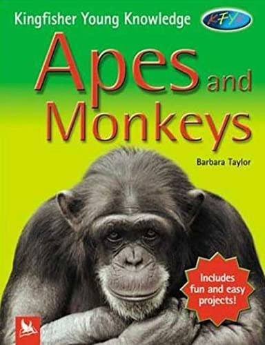 9780753457603: Apes and Monkeys (Kingfisher Young Knowledge)