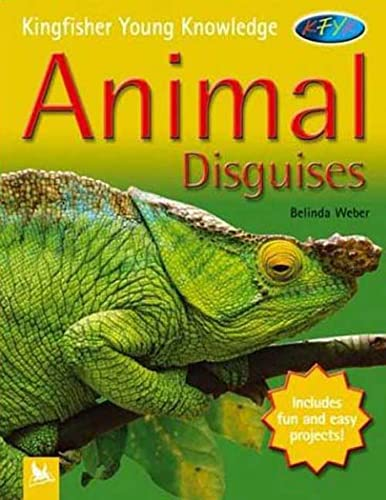 9780753457726: Animal Disguises (Kingfisher Young Knowledge)