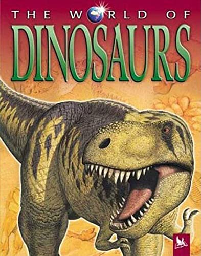 9780753457856: The World of Dinosaurs