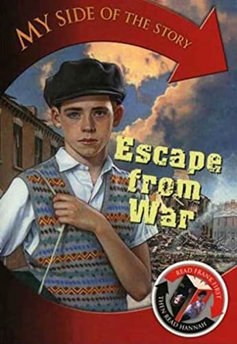 Escape From War (My Side of the Story): Riordan, James