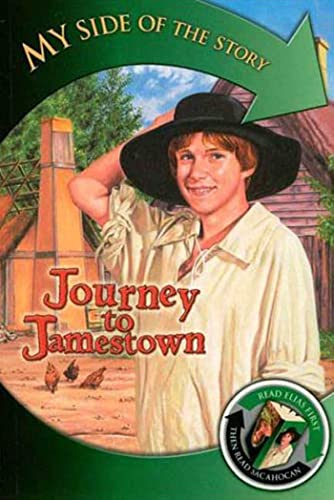 9780753457962: Journey to Jamestown (My Side of the Story)