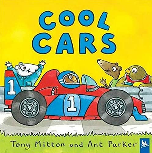 9780753458020: Cool Cars (Amazing Machines)