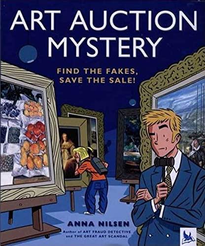 9780753458426: Art Auction Mystery