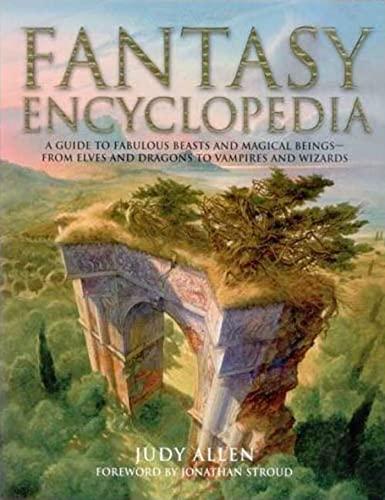 9780753458471: Fantasy Encyclopedia