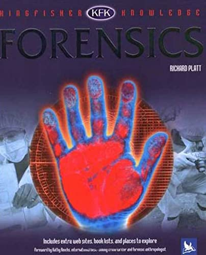 Forensics (Kingfisher Knowledge) (0753458624) by Platt, Richard
