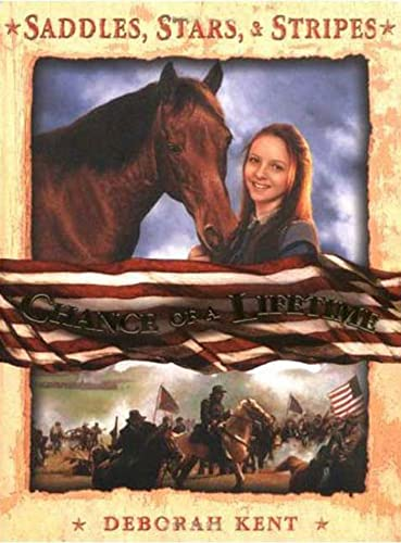 9780753458846: Saddles, Stars and Stripes: Chance of a Lifetime