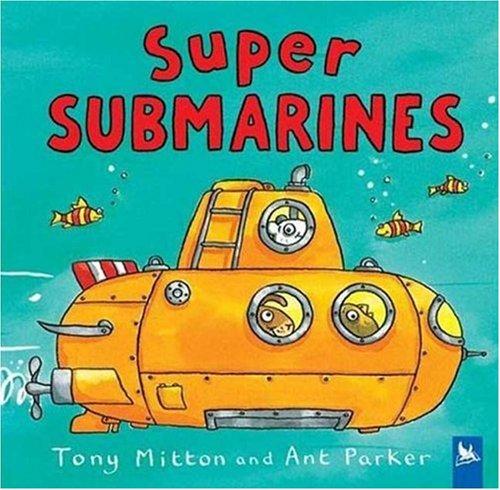 9780753459409: Super Submarines (Amazing Machines)