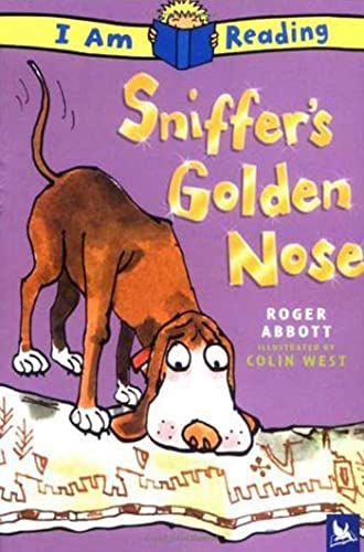 9780753459591: Sniffer's Golden Nose (I Am Reading)