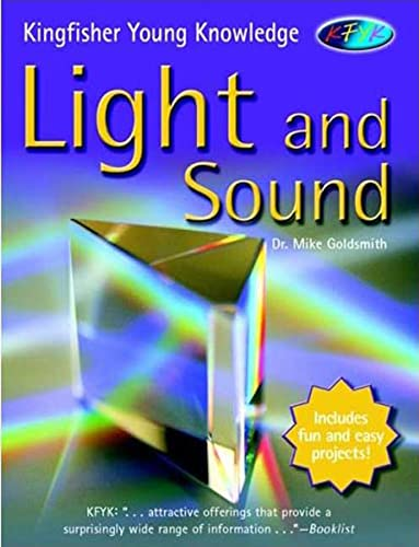 9780753460368: Light and Sound (Kingfisher Young Knowledge)