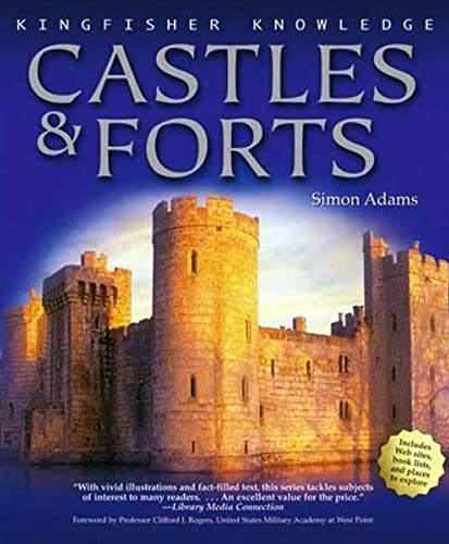 9780753461198: Kingfisher Knowledge Castles and Forts