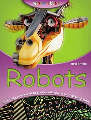 9780753461259: Robots (Science Kids)