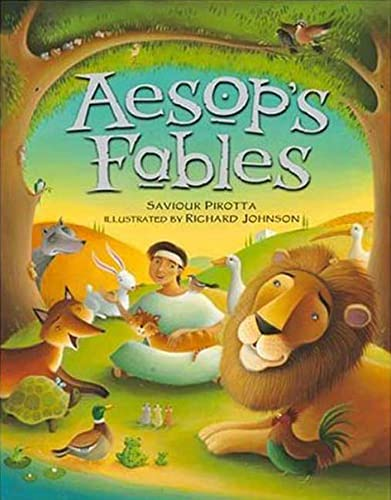 Aesop's Fables: Pirotta, Saviour