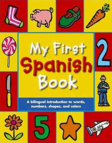 My First Spanish Book: Mandy Stanley