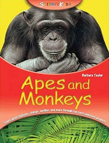 9780753461631: Apes and Monkeys (Science Kids)