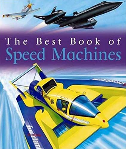 9780753461686: The Best Book of Speed Machines