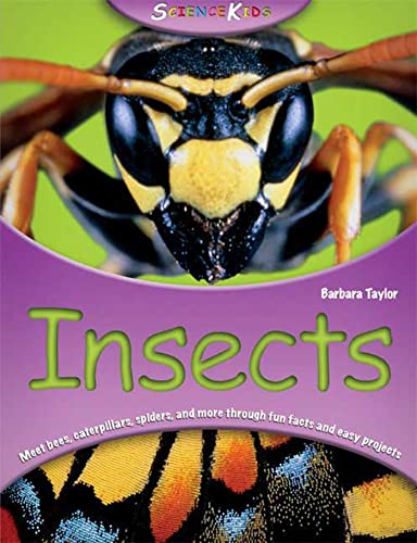 Science Kids Insects (0753461781) by Barbara Taylor