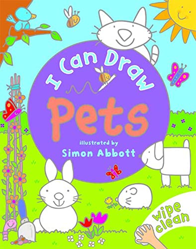 I Can Draw: Pets: Simon Abbott