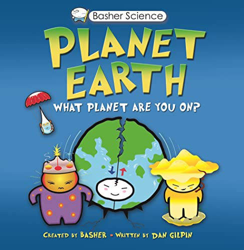 Planet Earth: What Planet Are You On? [With Poster] (Paperback)