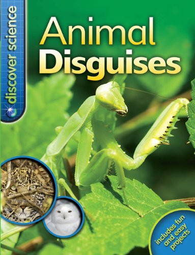 9780753464519: Discover Science: Animal Disguises