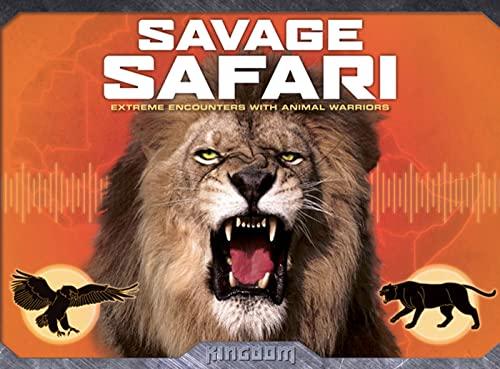 9780753464564: Kingdom: Savage Safari