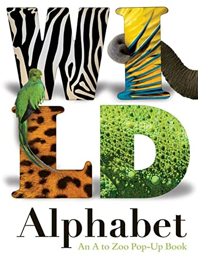 9780753464724: Wild Alphabet: An A to Zoo Pop-up Book