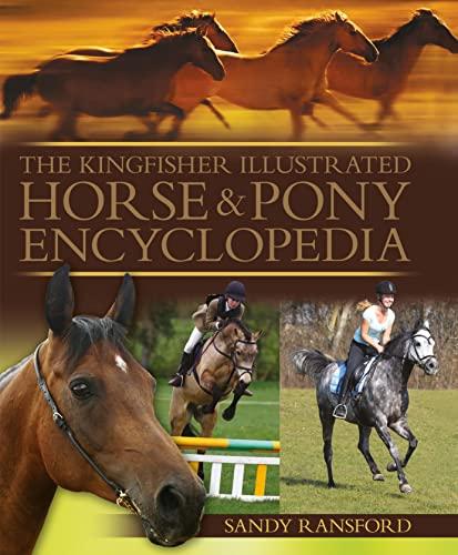 9780753464854: The Kingfisher Illustrated Horse and Pony Encyclopedia