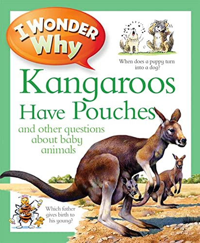 9780753465288: I Wonder Why Kangaroos Have Pouches