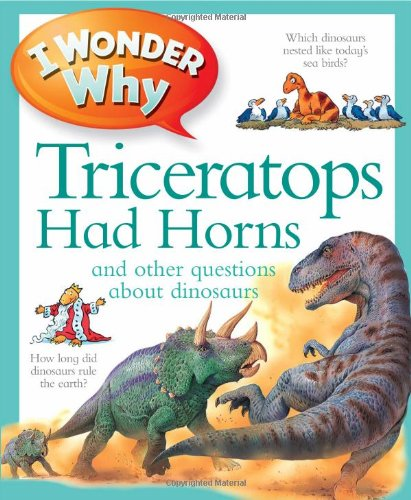 9780753465547: I Wonder Why Triceratops Had Horns: and Other Questions about Dinosaurs