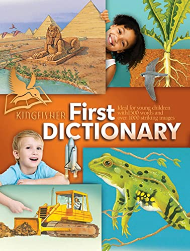 9780753465851: The Kingfisher First Dictionary (Kingfisher First Reference)