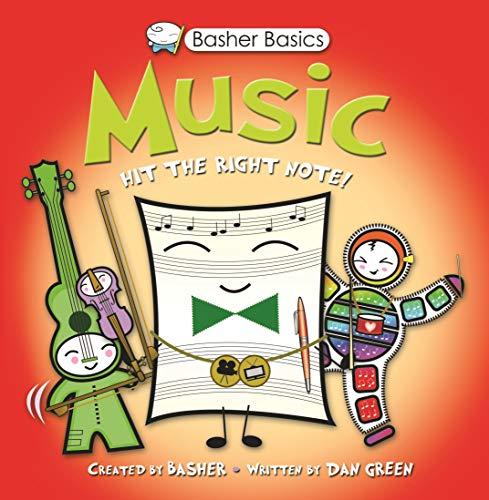 9780753465950: Basher Basics: Music