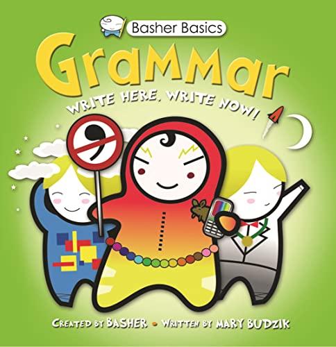 9780753465967: Basher Basics: Grammar
