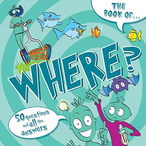 9780753465981: The Book of Where? (Questions)