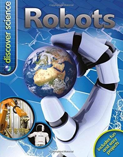 9780753466070: Robots (Discover Science)