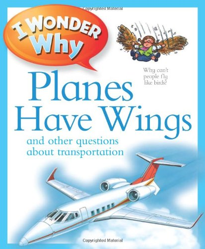 9780753467046: I Wonder Why Planes Have Wings: And Other Questions About Transportation