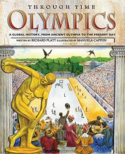 Through Time: Olympics (0753467100) by Richard Platt